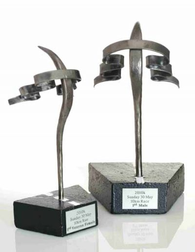 2010K Road Race Trophies